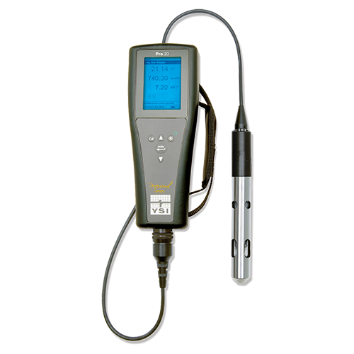 YSI Pro 20 Dissolved Oxygen Meter