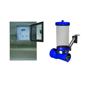 Arvotec Fish Feeding System