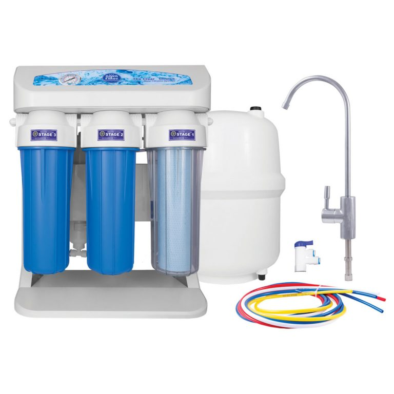 Domestic Reverse Osmosis System