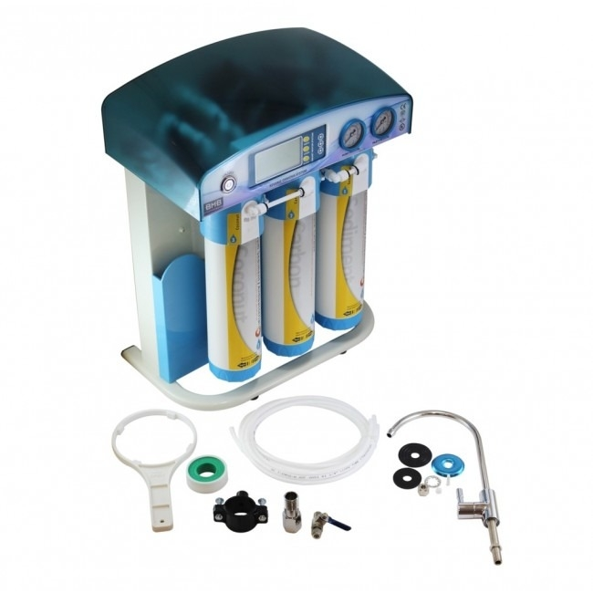 9 Stage Reverse osmosis system