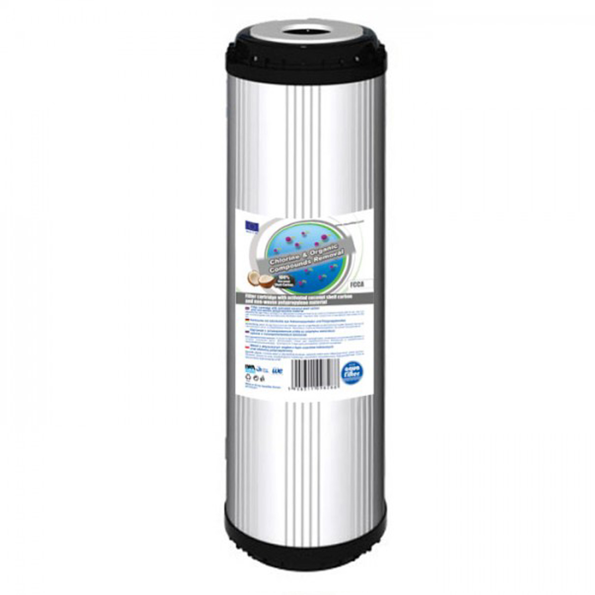 FCCA Granular Activated Carbon Filter 10""